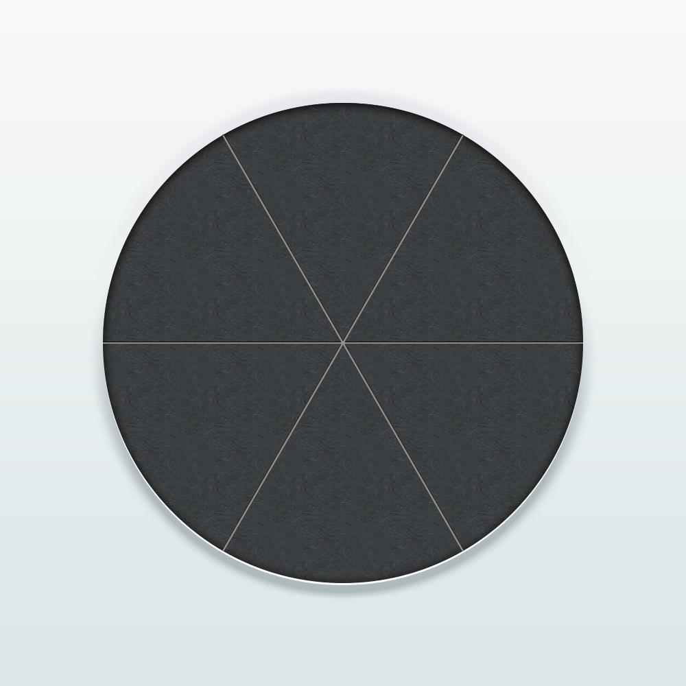 Photoshop製作立體圓形的播放圖標教程
