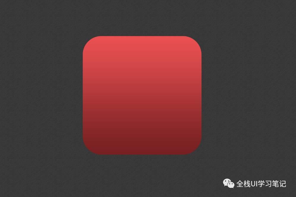 Photoshop繪製紅色主題的指南針圖標教程