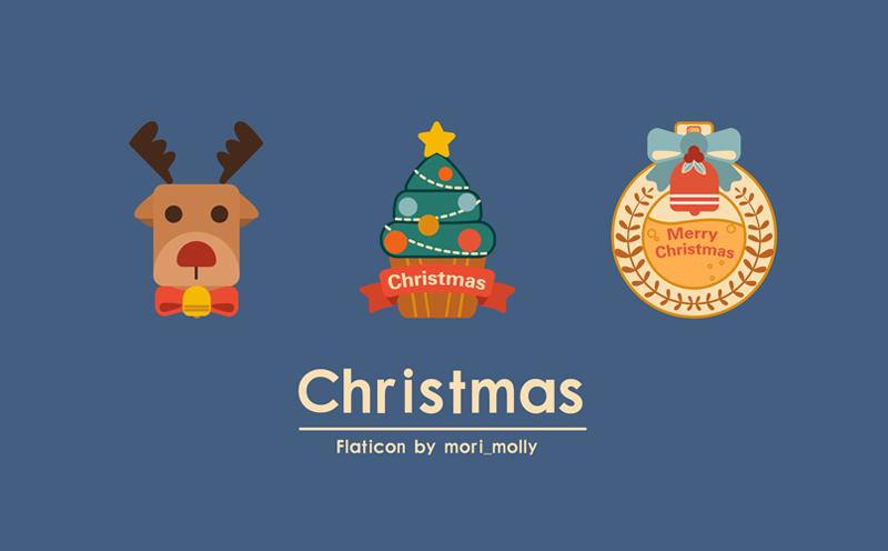 Illustrator绘制卡通风格的圣诞节图标,PS教程,思缘教程网