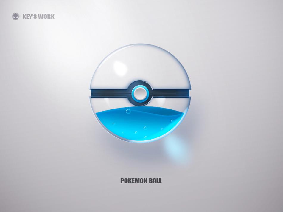 Photoshop绘制透明你风格的水晶球效果,PS教程,思缘教程网