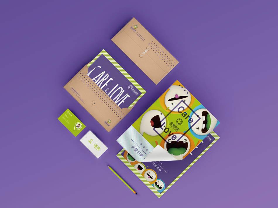 优秀的格瑞丽家品牌VI形象设计欣赏,PS教程,思缘教程网
