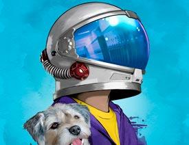 蓝色主题风格的电影海报设计欣赏