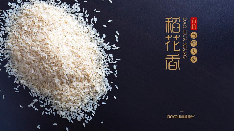 稻花香优秀大米产品包装设计欣赏,PS教程,思缘教程网
