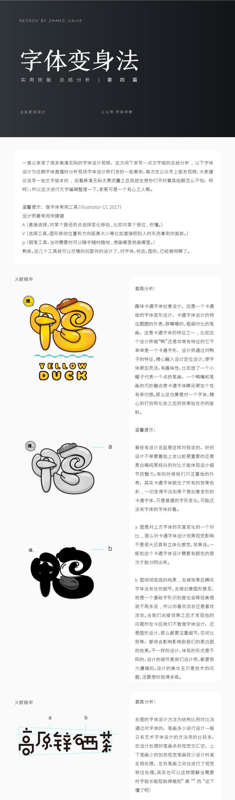 详细解析中文字体设计的实用技能分析,PS教程,思缘教程网