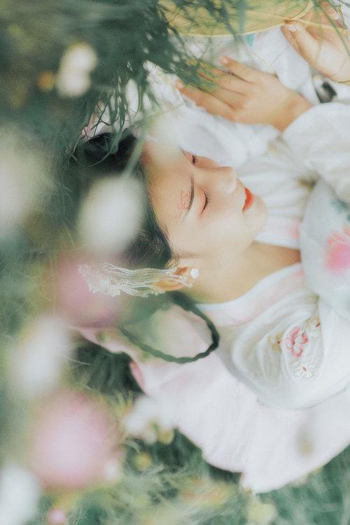 《花梦语》中国风唯美摄影作品欣赏,PS教程,思缘教程网