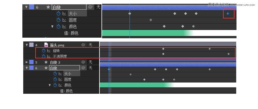 AE結合PS製作小清新主題動畫效果
