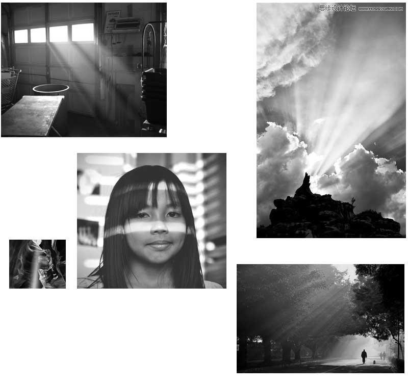 Photoshop詳細解析光線在後期合成中的應用