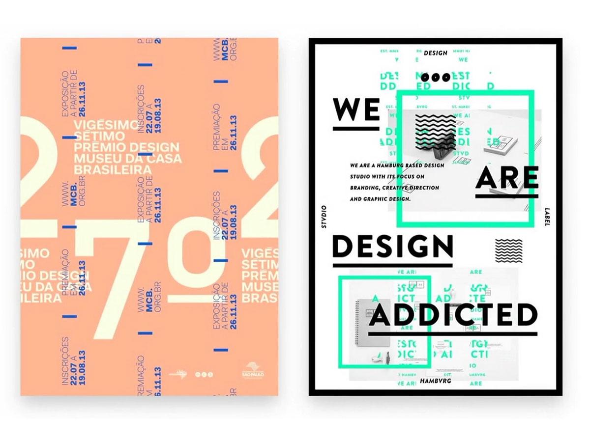 详细解析商业海报作品的设计思路