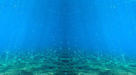 photoshop合成玻璃杯中的海岛场景效果