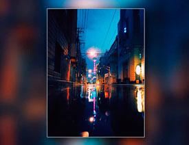 如何使用手机拍出质感夜景照片