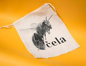 Cela Honey蜂蜜产品包装设计欣赏