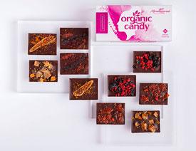 国外大气的有机巧克力包装设计欣赏