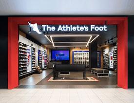The Athletes Foot品牌形象设计欣赏