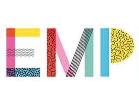 InDesign中创建孟菲斯风格标题艺术字