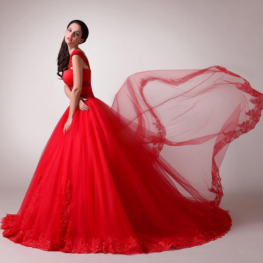 Photoshop快速的抠出红色婚纱新娘照片,PS教程,思缘教程网
