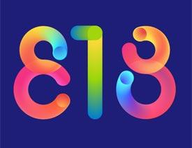 Illustrator设计苏宁818字体设计教程