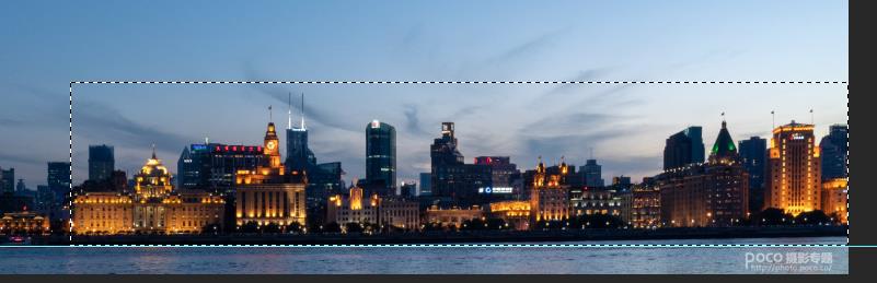 Photoshop巧用素材给风景大片添加云彩,PS教程,思缘教程网