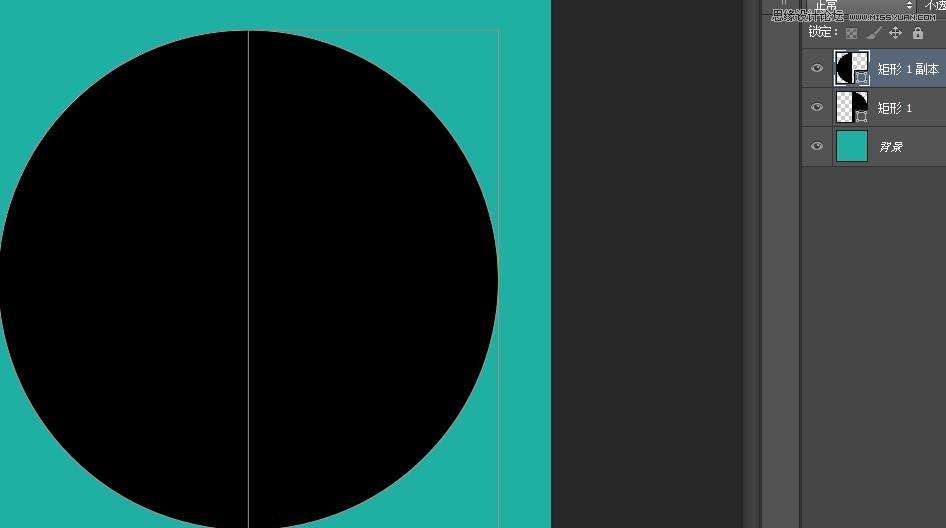 不合并,不栅格化,不转智能对象,所以图层随意换色,矢量图形格式可随意放大。超牛的太极图制作法。 太极图在制作时,如果在ai中制作时还好,但是在ps制作时,往往因为在制作时经常为转智能对象,或图层合并,造成图层不能换色或不能放大(转智能对象或栅格化后,就不是矢量对象了,再放大就会模糊)。我们这个教程,不合并,不栅格化,不转智能对象。就可以随意的改变颜色,也可以放大做成大图片进行打印或在大屏幕上使用。 先看看效果图:  一:建文件如下  为了使得黑白图像看的见,将底色改为绿色 二:建立正圆 建立一个1000像