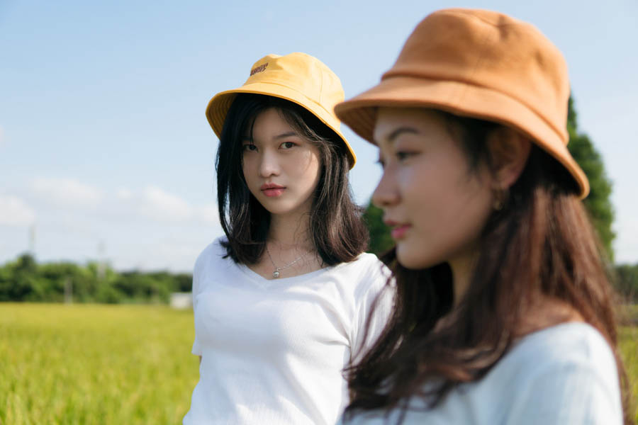解读闺蜜双人人像后期的摄影教程,PS教程,思缘教程网