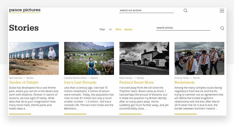 5个网站设计实例解析网页设计趋势,ps教程,思缘教程网