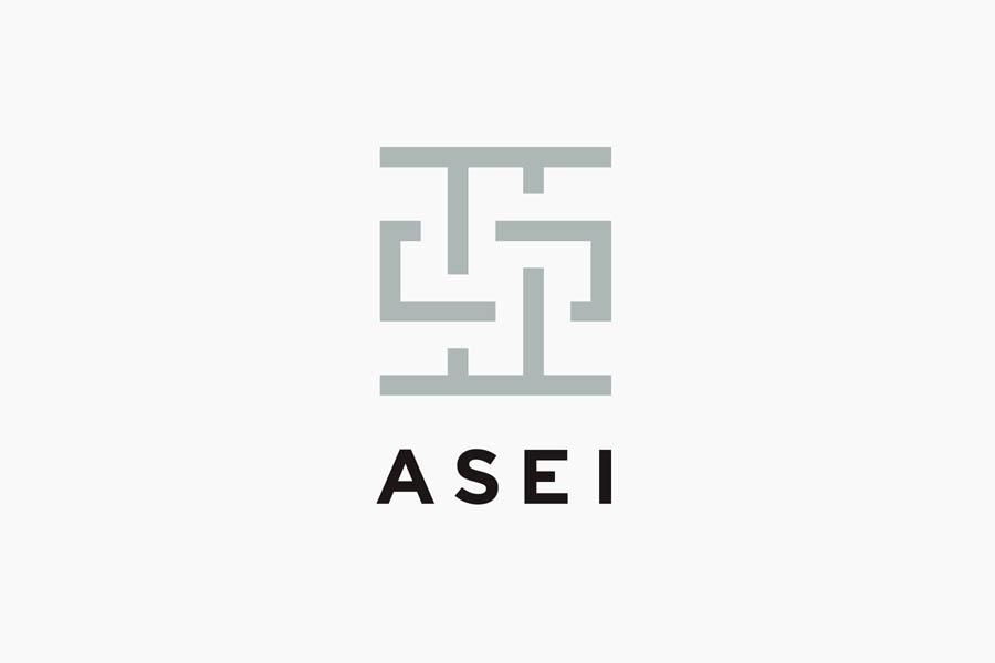 ASEI建筑设计事务所VI设计欣赏,PS教程,思缘教程网