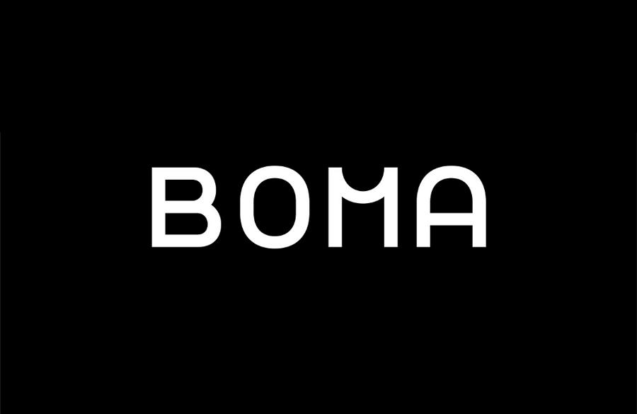 BOMA音乐平台品牌形象设计欣赏,PS教程,思缘教程网