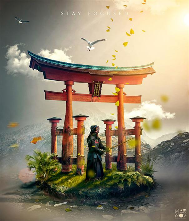 创意海报:印尼设计师概念艺术海报设计