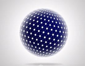 AI教程:制作科技感十足的立体球状