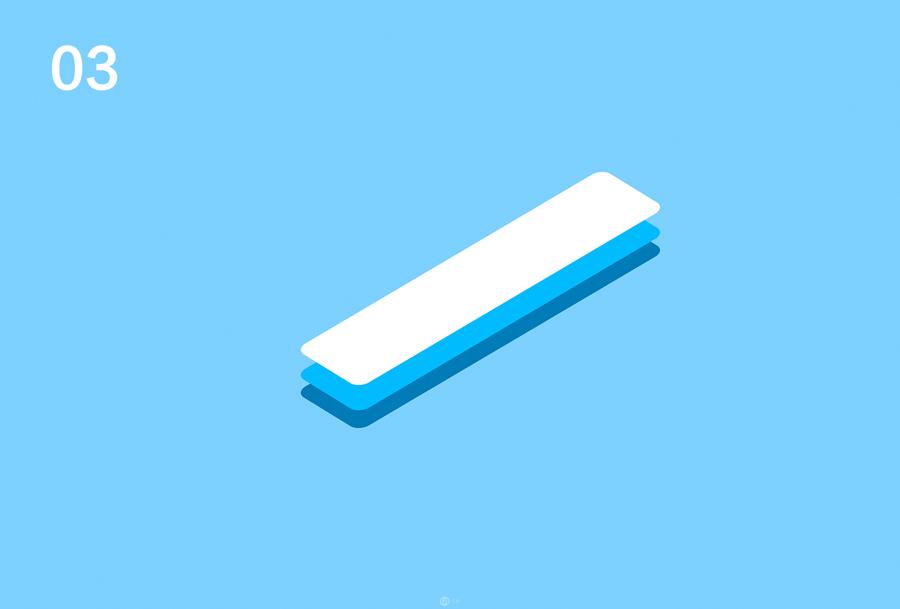 2.5D插画:用PS制作2.5D风格拖线板,PS教程,思缘教程网