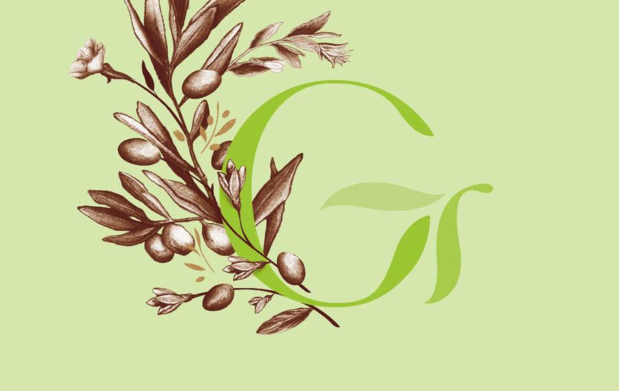 Green Conut手工皂VI品牌设计欣赏,PS教程,思缘教程网