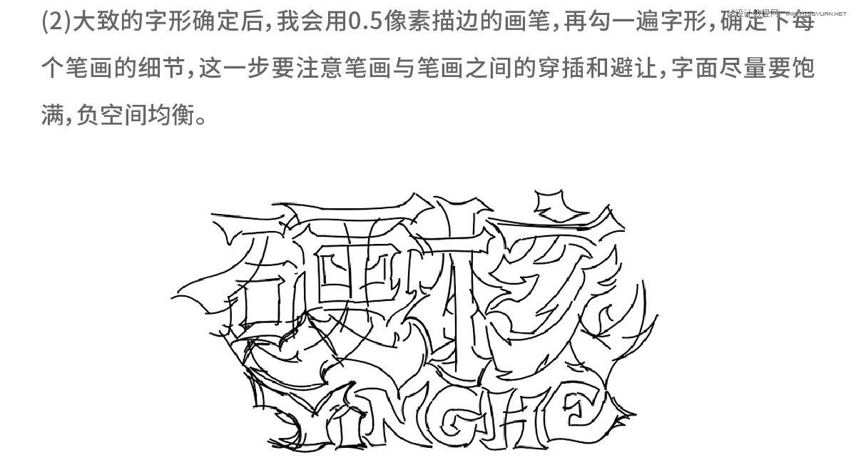 金属文字:用PS制作金属火焰艺术字
