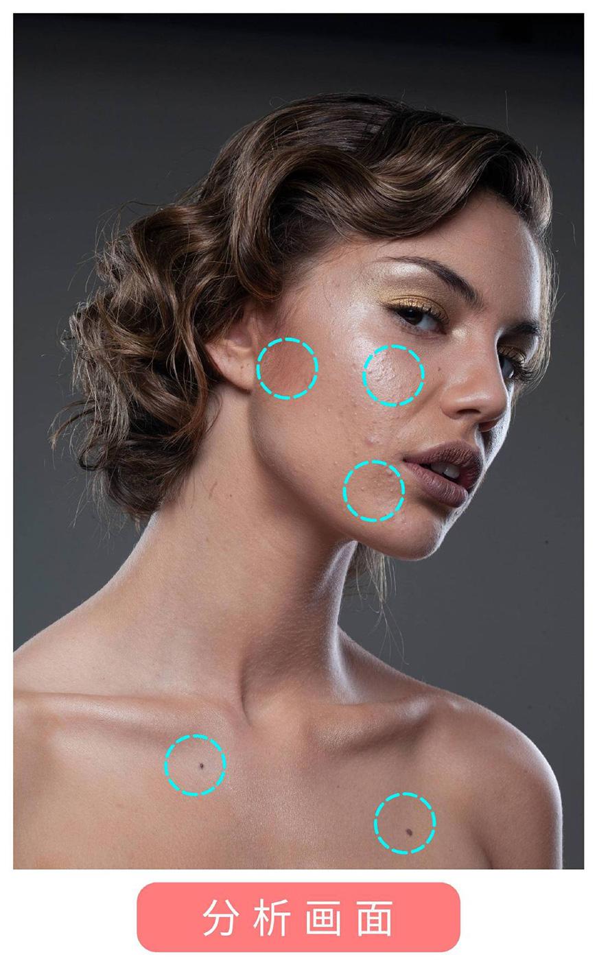Photoshop详解商业磨皮中如何提升照片质感