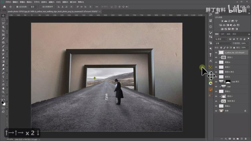 Photoshop通过三个合成案例学习合成技巧